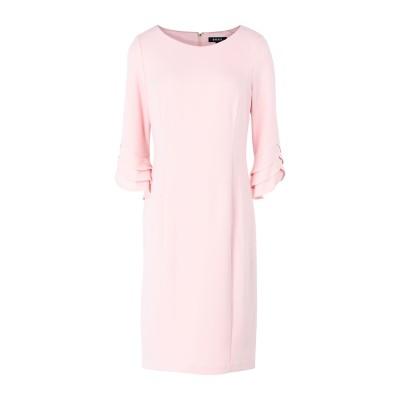 DKNY ミニワンピース&ドレス ライトピンク 6 ポリエステル 97% / ポリウレタン 3% ミニワンピース&ドレス