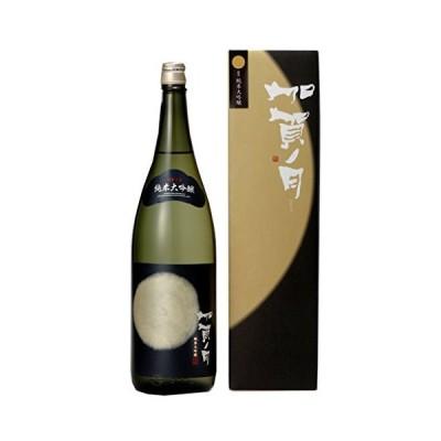 加越 加賀ノ月 月光 純米大吟醸 [ 日本酒 1800ml ] [ギフトBox入り]