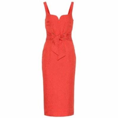 レベッカ ヴァランス Rebecca Vallance レディース パーティードレス ワンピース・ドレス Francesca dress Coral