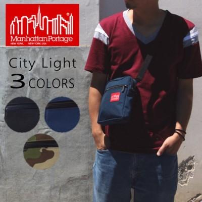 マンハッタンポーテージ Manhattan Portage バッグ シティ ライト (SM) CITY LIGHTS (SM) 1403 ブラック(BLK) ネイビー(NVY) ウッドランドカモ(CAM)