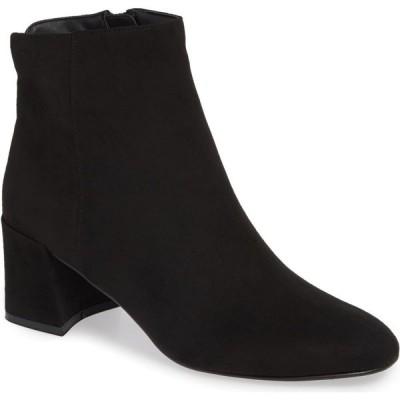 チャイニーズランドリー CHINESE LAUNDRY レディース ブーツ シューズ・靴 Daria Bootie Black Suede