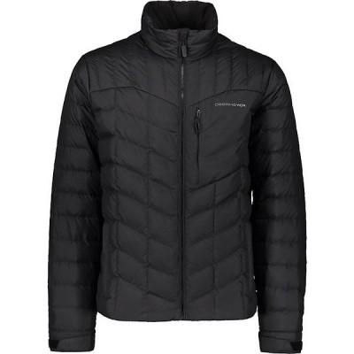 オバマイヤー ジャケット&ブルゾン メンズ アウター Obermeyer Men's Klaus' Down Insulator Jacket Black