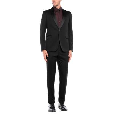 PAL ZILERI CERIMONIA スーツ ブラック 52 ウール 65% / レーヨン 35% スーツ