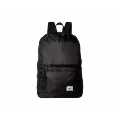 ハーシェルサプライ メンズ バックパック・リュックサック バッグ Packable Daypack Black