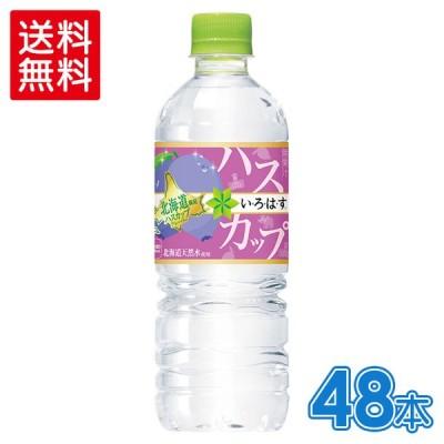 北海道限定 い・ろ・は・す ハスカップ 555mlPET×48本 全国送料無料 北海道工場製造