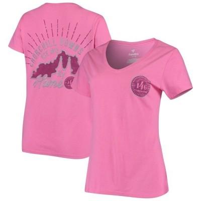 ファナティクス ブランデッド レディース Tシャツ トップス Kentucky Derby 146 Fanatics Branded Women's Old Kentucky Home T-Shirt