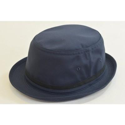 アルペン 帽子 メンズ 紳士 ハット ギンザ★カクテルハット TP1398-8 ネイビー 紺 コットン 綿 日除け 紫外線対策 オリジナル帽子 オールシーズン