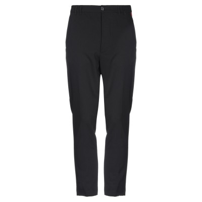 I'M BRIAN パンツ ブラック 44 ポリエステル 65% / レーヨン 30% / ポリウレタン 5% パンツ