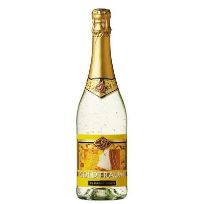 リューデスハイマー ヴァインケラライ ゴールドトラウム スパークリング ホワイト 750ml (MT ドイツ スパークリングワイン 辛口 650646) wine