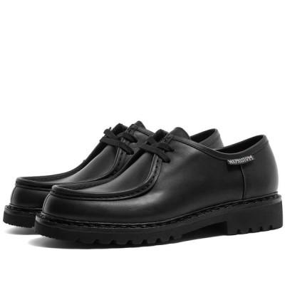 メフィスト Mephisto メンズ シューズ・靴 Peppo Black