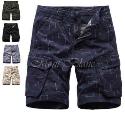 夏 ハーフパンツ メンズパンツ 五文分丈短パン ショートパンツ メンズ ハーフパンツ ボトムス イージーパンツ スウェットパンツ