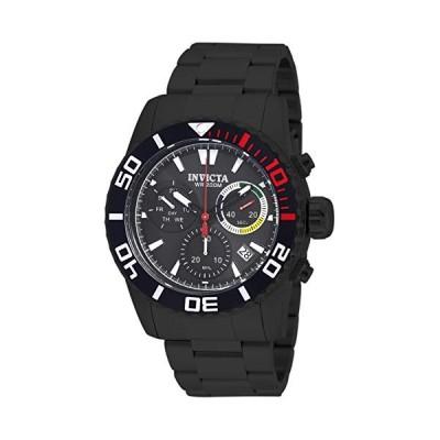 Invicta Men's Analog Quartz Watch with Stainless-Steel Strap 18940 並行輸入品