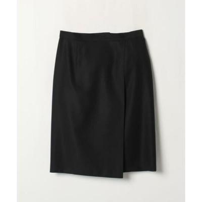 LANVIN COLLECTION / ランバン コレクション ラップスカート