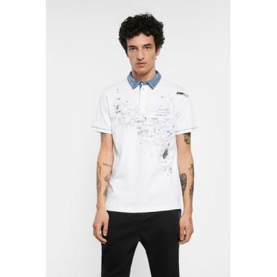 Desigual / 100%コットン ボリマニアポロシャツ MIGUEL MEN トップス > ポロシャツ