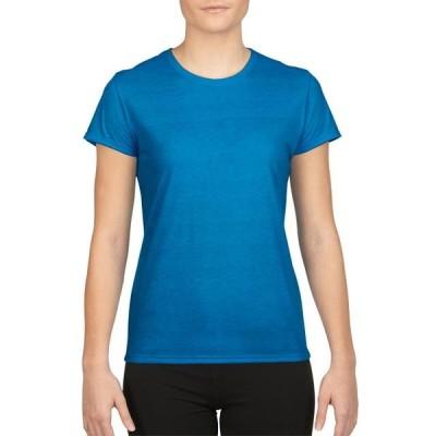 レディース 衣類 トップス Gildan Women's Performance Short Sleeve T-Shirt - G42000L Tシャツ