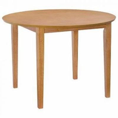 ダイニングテーブル ブルック100 NA 【送料無料】(ダイニングテーブル、テーブル)