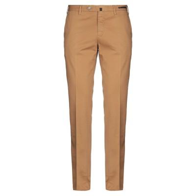 ピーティーゼロウーノ PT01 パンツ キャメル 46 コットン 98% / ポリウレタン 2% パンツ