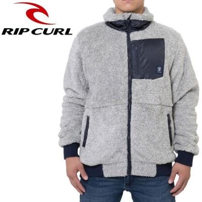 リップカール メンズ ジャケット フリース RIP CURL T02-022 グレー