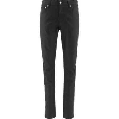 アレキサンダー マックイーン Alexander McQueen メンズ ジーンズ・デニム ボトムス・パンツ Side Band Jeans Black