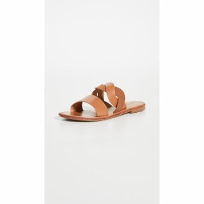 ソルドス Soludos レディース サンダル・ミュール シューズ・靴 Imogen Leather Sandals Walnut