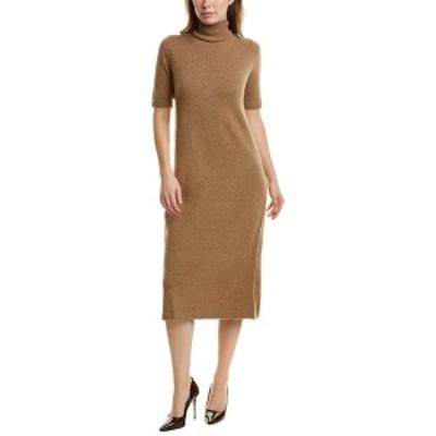 ラファイエットワンフォーエイト レディース ワンピース トップス Lafayette 148 New York Knit Wool & Cashmere-Blend Sweaterdress -