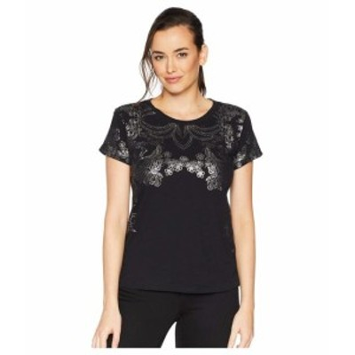 Lucky Brand ラッキーブランド 服 一般 Floral Foil Tee