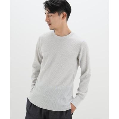 tシャツ Tシャツ 【sportswear/スポーツウェア】 7oz waffle ロングスリーブTシャツ