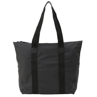 【即納】レインズ RAINS ユニセックス トートバッグ バッグ Tote Bag Rush 1225 Black タウンユース 通勤 通学 撥水 防水 デイパック A4サイズ 大容量 大きめ