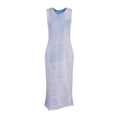 MM6 メゾン マルジェラ MM6 MAISON MARGIELA 7分丈ワンピース・ドレス ライラック XS コットン 55% / ポリエステル