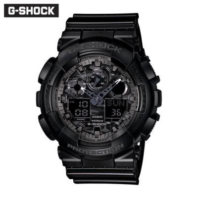 正規品 G-SHOCK Gショック GA-100CF-1AJF 腕時計 メンズ ジーショック CASIO カシオ