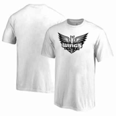 Fanatics Branded ファナティクス ブランド スポーツ用品  Fanatics Branded Dallas Wings Youth White Marble T-Shirt