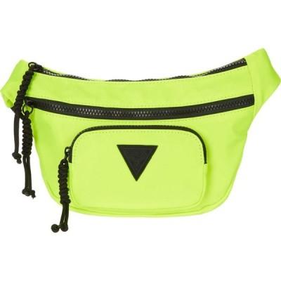 ゲス GUESS レディース ボディバッグ・ウエストポーチ バッグ Kody Belt Bag Lime