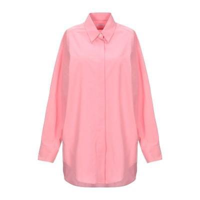 ハリス・ワーフ・ロンドン HARRIS WHARF LONDON シャツ ピンク S コットン 100% シャツ