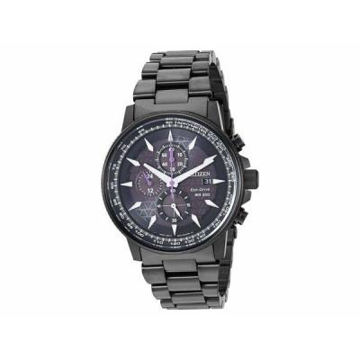 シチズンウォッチ 腕時計 アクセサリー メンズ Black Panther CA0297-52W Black