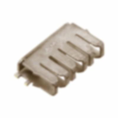 TE Connectivity AMP Connectors 1217853-1 CONN MAG TERM 20-23.5AWG IDC【キャンセル不可】