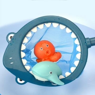 Baby童衣 洗澡/戲水玩具鯊魚七件組 y7038