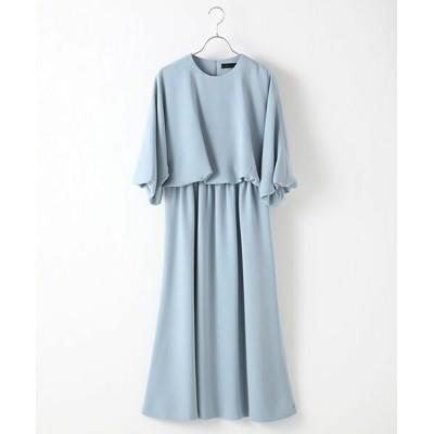 DRESS UP CLOSET/ドレスアップクローゼット ワンピース 水色 0