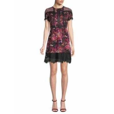 アナスイ レディース ワンピース Butterflies & Bells Mini Dress