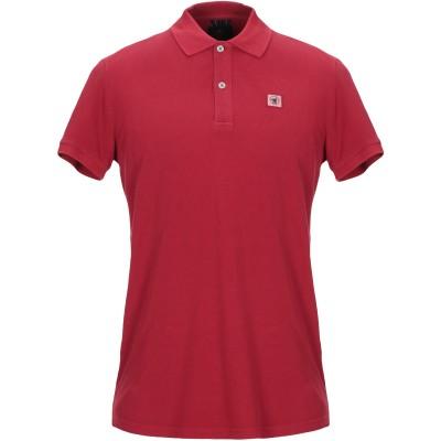 CIESSE PIUMINI ポロシャツ レッド S コットン 100% ポロシャツ