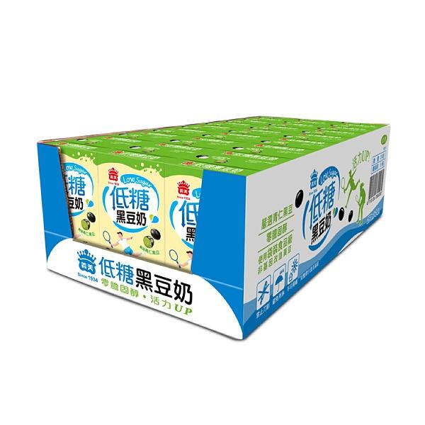 義美低糖黑豆奶250mlX24入/箱