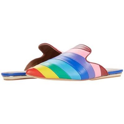 Kurt Geiger London Kita Rainbow レディース フラットシューズ Blue/Other