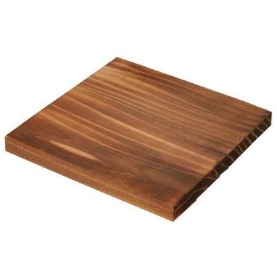 木製鍋敷 110X110mm 角