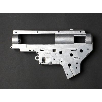 全ネジをミリネジ化/肉厚強化 DEEP FIRE 強化メカボックス 6mmベアリング Ver2 亜鉛ダイキャスト製/コスパ◎リフレッシュに!
