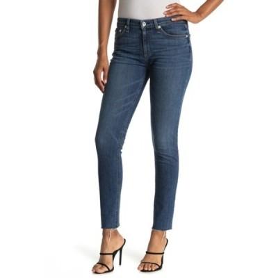 ラグアンドボーン レディース デニムパンツ ボトムス Cate Raw Edge Skinny Jeans JUNI