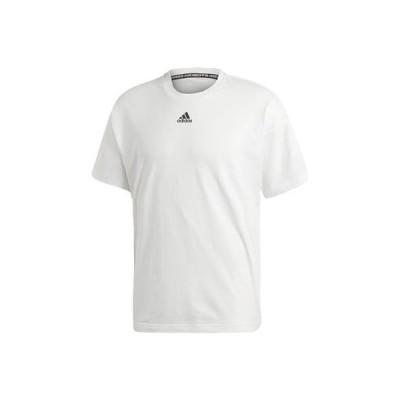 【P2倍+5%OFFクーポン】アディダス adidas メンズ マストハブ スリー ストライプス 半袖 T シャツ DX7656 FWQ74