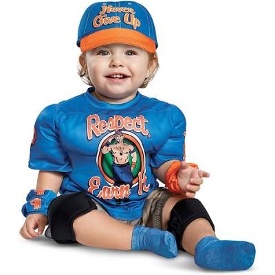 プロレス コスプレ WWE ジョン シナ 子供 幼児 ハロウィン キッズ コスチューム