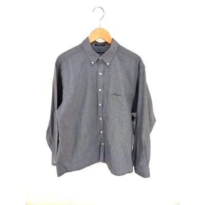 チャップス CHAPS CLASSIC FIT ボタンダウンシャツ メンズ 15 1/2 中古 210319