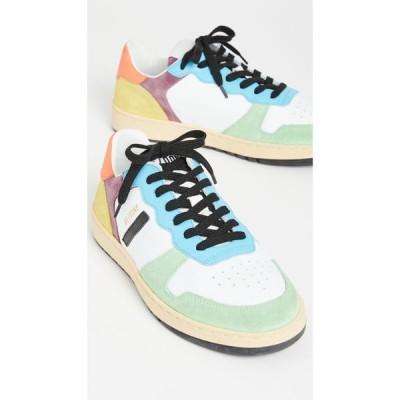 リダン RE/DONE レディース スニーカー シューズ・靴 80s Basketball Sneakers Multi