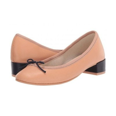 Repetto レペット レディース 女性用 シューズ 靴 ヒール Lou - Biscuit Nude/Classique Navy Blue