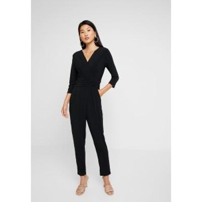 エスプリ レディース ワンピース トップス NEW - Jumpsuit - black black